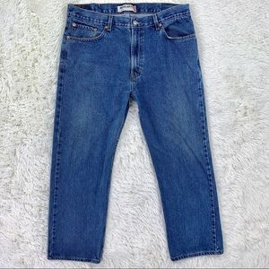 Levi's Men's 505 Jeans 38x28 Regular Fit